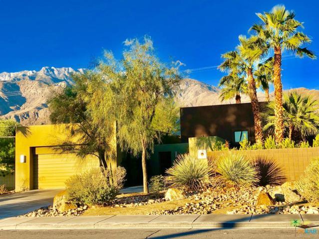 2683 N Via Miraleste, Palm Springs, CA 92262 (#19418380PS) :: TruLine Realty