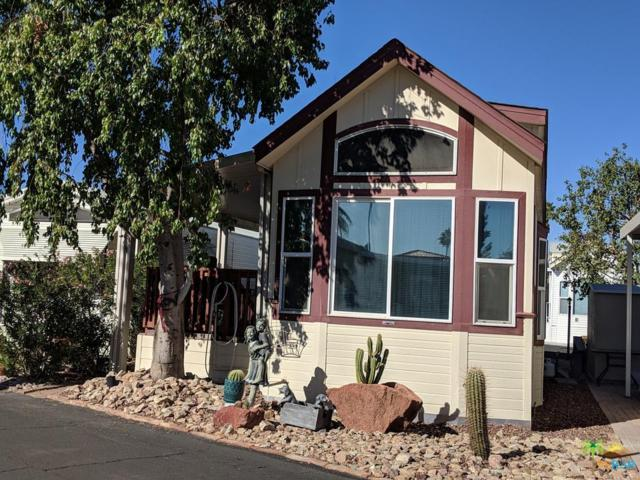 69801 Ramon Road #51, Cathedral City, CA 92234 (#19419246PS) :: Fred Howard Real Estate Team