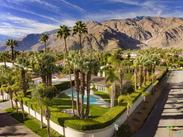 877 N Avenida Palos Verdes, Palm Springs, CA 92262 (#19418164PS) :: Fred Howard Real Estate Team