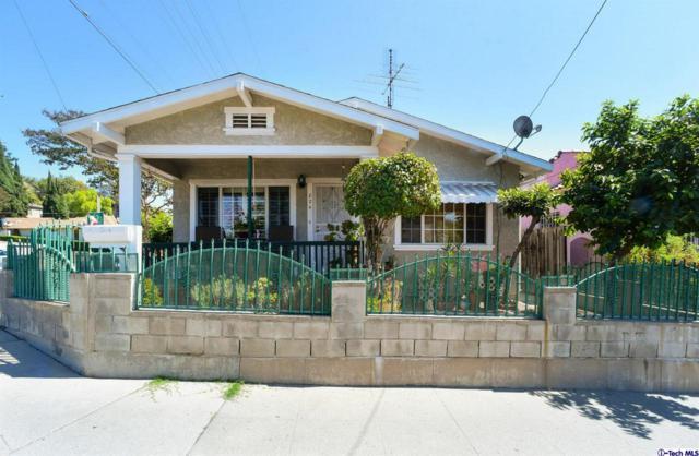 824 Milwaukee Avenue, Highland Park, CA 90042 (#319000038) :: Fred Howard Real Estate Team