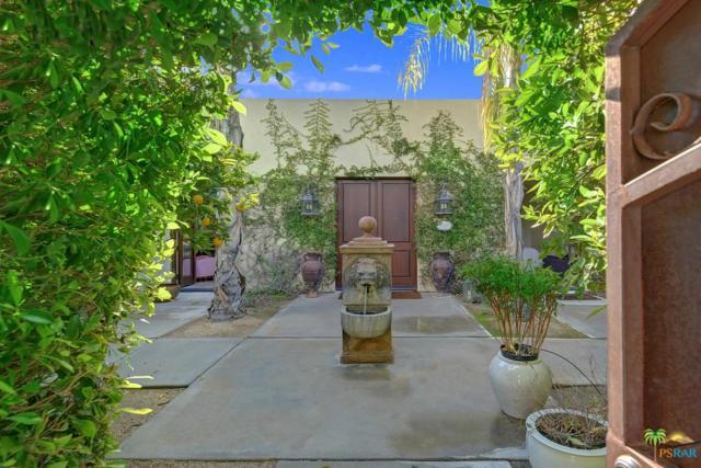 1411 E Buena Vista Drive, Palm Springs, CA 92262 (#18412616PS) :: Desti & Michele of RE/MAX Gold Coast