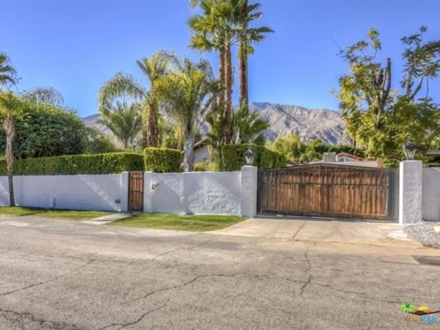 863 N Avenida Palos Verdes, Palm Springs, CA 92262 (#19419164PS) :: Fred Howard Real Estate Team