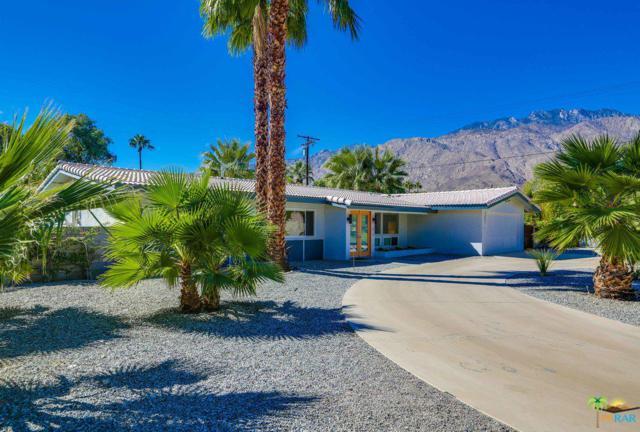 1251 E Verbena Drive, Palm Springs, CA 92262 (#18416060PS) :: TruLine Realty