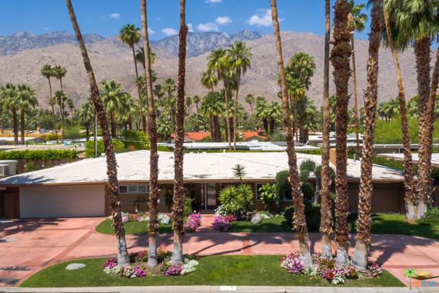1433 W Calle De Maria, Palm Springs, CA 92264 (#19419540PS) :: Fred Howard Real Estate Team