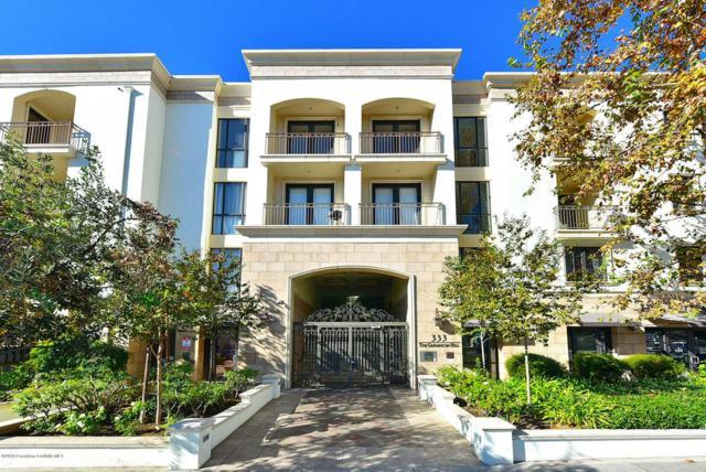 333 N Hill Avenue #206, Pasadena, CA 91106 (#819000057) :: Lydia Gable Realty Group