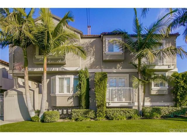 25834 Pennsylvania Avenue #8, Lomita, CA 90717 (#SR19003021) :: Fred Howard Real Estate Team