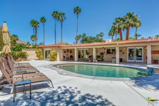 1057 E Marshall Way, Palm Springs, CA 92262 (#19418730PS) :: TruLine Realty