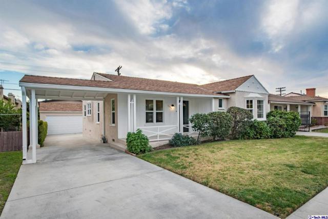 1340 Carlton Drive, Glendale, CA 91205 (#319000062) :: Fred Howard Real Estate Team