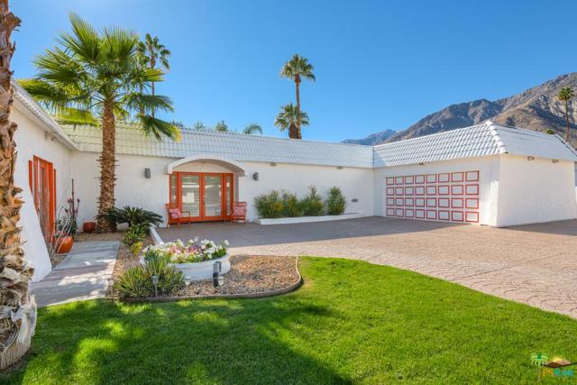 345 E Santiago Way, Palm Springs, CA 92264 (#18416400PS) :: Desti & Michele of RE/MAX Gold Coast