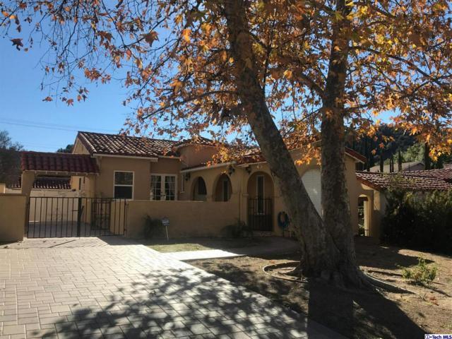 2424 Hollister Terrace, Glendale, CA 91206 (#319000043) :: Fred Howard Real Estate Team