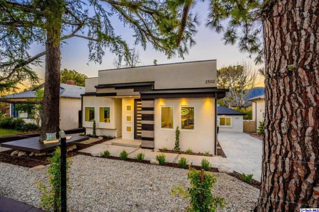 2502 Community Avenue, Montrose, CA 91020 (#319000048) :: Fred Howard Real Estate Team