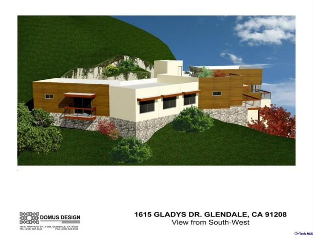 1615 Gladys Drive, Glendale, CA 91206 (#319000094) :: Fred Howard Real Estate Team