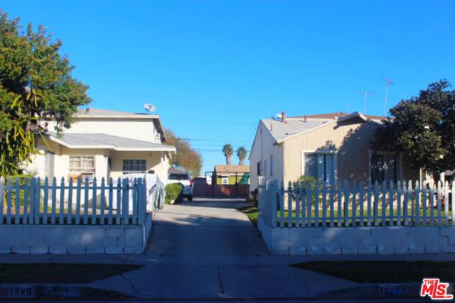 1545 W 206TH Street, Torrance, CA 90501 (#19421370) :: Fred Howard Real Estate Team
