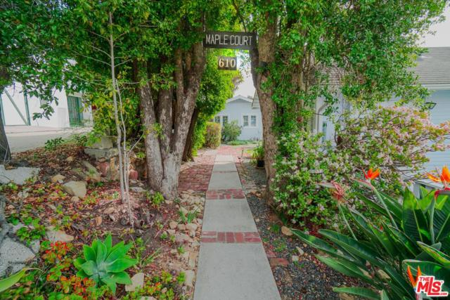 610 Maple Avenue, Santa Barbara, CA 93103 (#19421106) :: Desti & Michele of RE/MAX Gold Coast