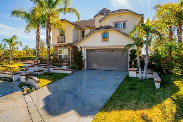 3719 Red Hawk Court, Simi Valley, CA 93063 (#219000318) :: Fred Howard Real Estate Team