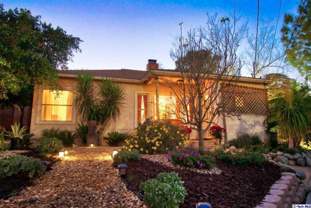 9001 Hillrose Street, Sunland, CA 91040 (#319000083) :: TruLine Realty