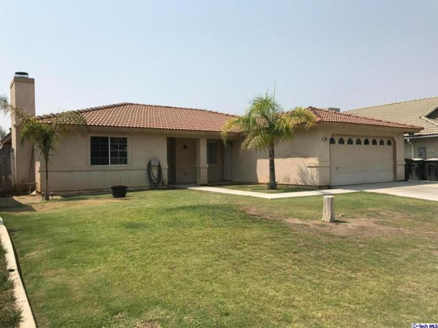 809 Jess Street, Arvin, CA 93203 (#319000125) :: Fred Howard Real Estate Team