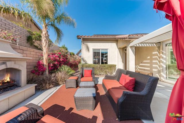 1164 Esperanza Trails, Palm Springs, CA 92262 (#18417372PS) :: Fred Howard Real Estate Team