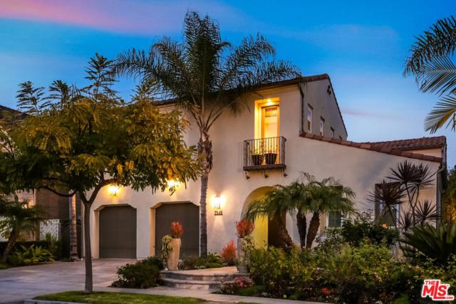 7545 Coastal View Drive, Los Angeles (City), CA 90045 (#19421770) :: Fred Howard Real Estate Team