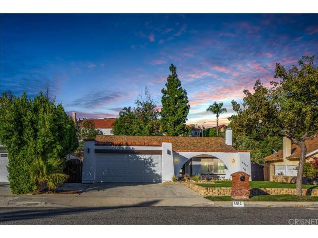 5842 Dovetail Drive, Agoura Hills, CA 91301 (#SR19006923) :: Lydia Gable Realty Group