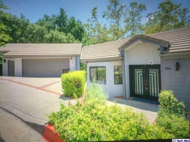 1864 Arvin Drive, Glendale, CA 91208 (#319000137) :: TruLine Realty