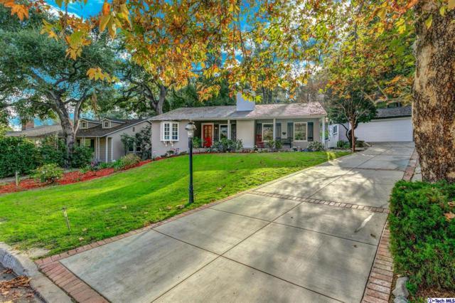 224 Lamour Drive, La Canada Flintridge, CA 91011 (#319000096) :: Fred Howard Real Estate Team