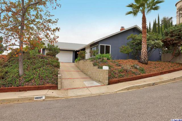 9601 Crystal View Drive, Tujunga, CA 91042 (#319000122) :: TruLine Realty