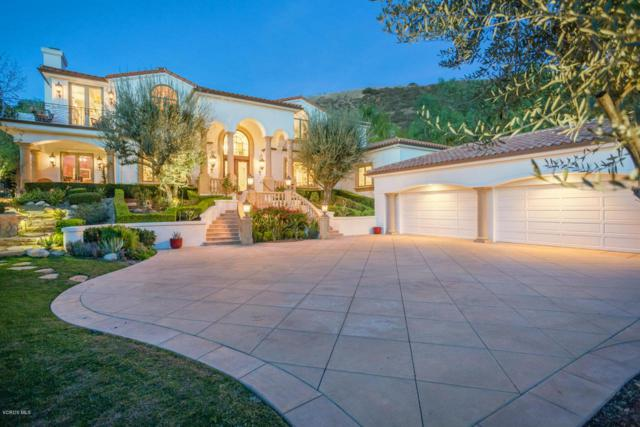 1118 Country Valley Road, Westlake Village, CA 91362 (#219000416) :: Lydia Gable Realty Group