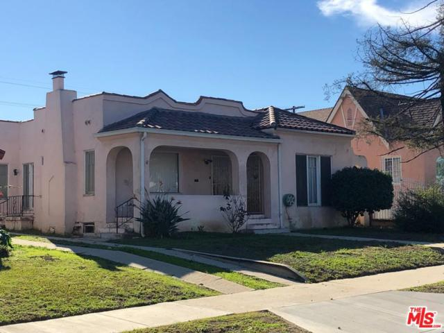 3010 W 78TH Place, Inglewood, CA 90305 (#19422656) :: Fred Howard Real Estate Team