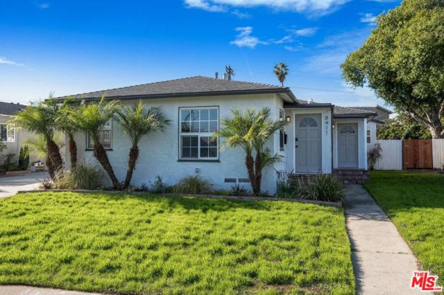8411 Lilienthal Avenue, Los Angeles (City), CA 90045 (#19423058) :: Fred Howard Real Estate Team