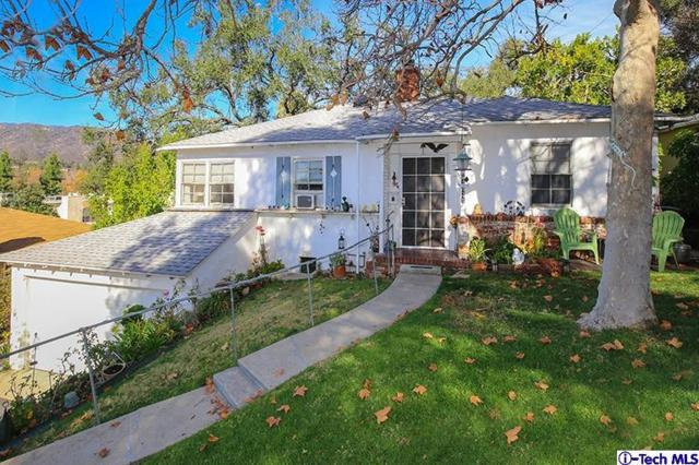 1831 Arvin Drive, Glendale, CA 91208 (#319000147) :: TruLine Realty