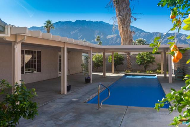 2700 E San Angelo Road, Palm Springs, CA 92262 (#19423688PS) :: Fred Howard Real Estate Team