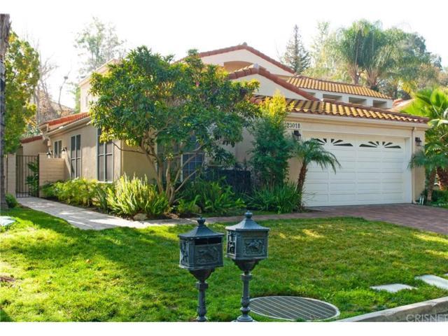 23018 Park Veneto, Calabasas, CA 91302 (#SR19005255) :: Lydia Gable Realty Group