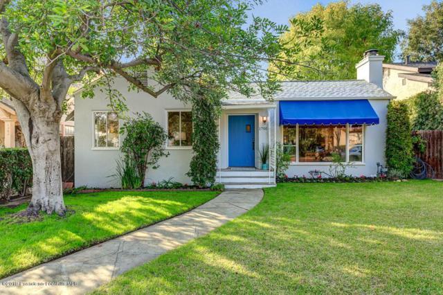 1705 La Senda Place, South Pasadena, CA 91030 (#819000219) :: The Parsons Team