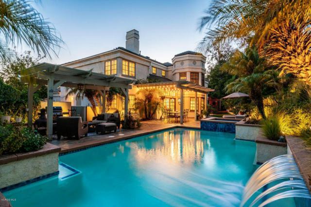 5601 Hidden Glen Court, Westlake Village, CA 91362 (#219000508) :: Desti & Michele of RE/MAX Gold Coast