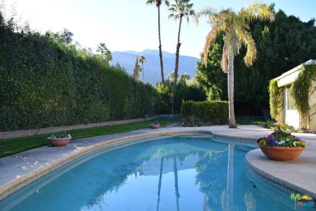 1055 E Via Colusa, Palm Springs, CA 92262 (#19423494PS) :: TruLine Realty