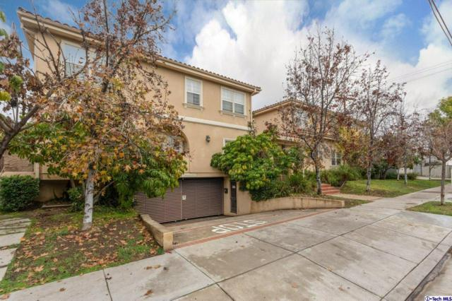 415 E Dryden Street #111, Glendale, CA 91207 (#319000100) :: TruLine Realty