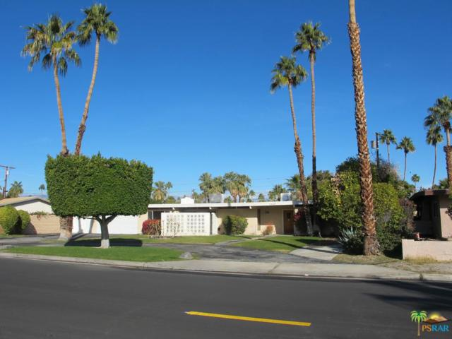 2248 E Amado Road, Palm Springs, CA 92262 (#19423556PS) :: Fred Howard Real Estate Team