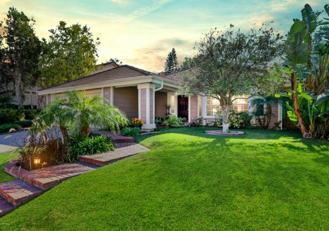 1834 Gammon Court, Thousand Oaks, CA 91362 (#219000564) :: Lydia Gable Realty Group