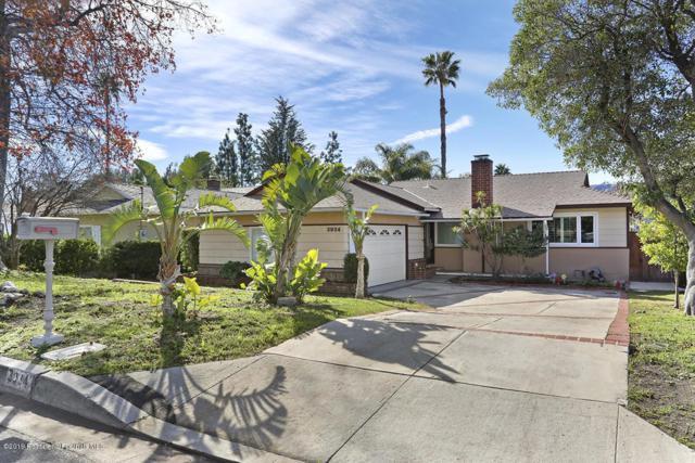 3934 El Caminito, Glendale, CA 91214 (#819000238) :: Lydia Gable Realty Group