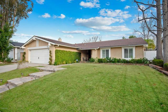 254 Park View Drive, Oak Park, CA 91377 (#219000569) :: Lydia Gable Realty Group
