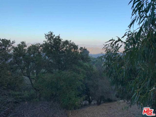 0 Blackridge Drive, Topanga, CA 90290 (#19424566) :: Lydia Gable Realty Group
