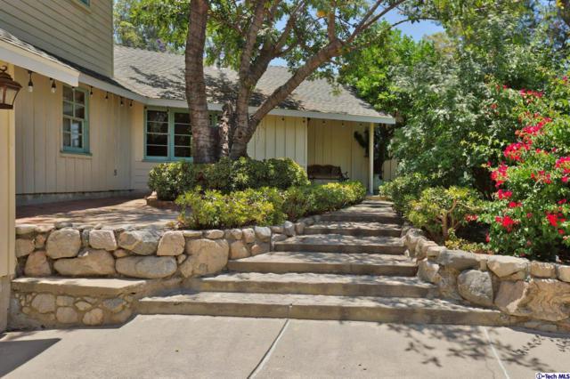 10412 Hillhaven Avenue, Tujunga, CA 91042 (#319000236) :: TruLine Realty