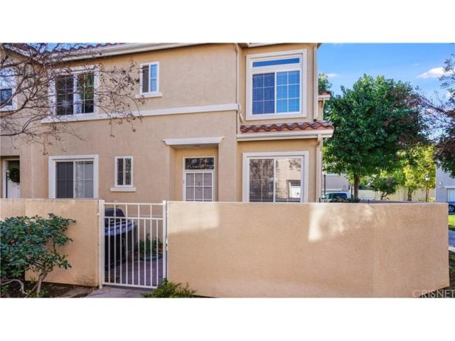 25531 Schubert Circle E, Stevenson Ranch, CA 91381 (#SR19010385) :: Paris and Connor MacIvor