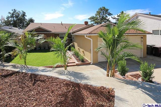 3704 El Moreno Street, Glendale, CA 91214 (#319000222) :: TruLine Realty