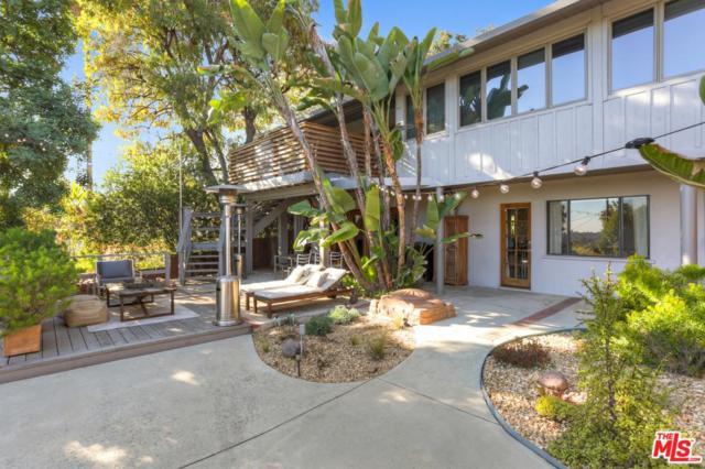 450 Sequoia Drive, Pasadena, CA 91105 (#19424018) :: TruLine Realty