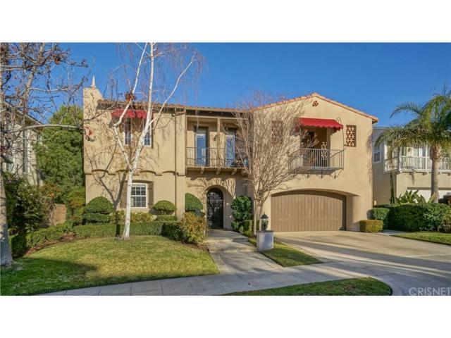 24807 Los Altos Drive, Valencia, CA 91355 (#SR19012633) :: Paris and Connor MacIvor