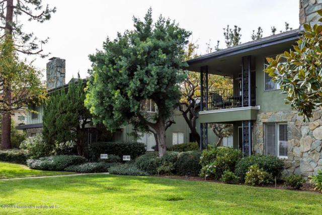 1203 S Orange Grove Boulevard, Pasadena, CA 91105 (#819000261) :: TruLine Realty