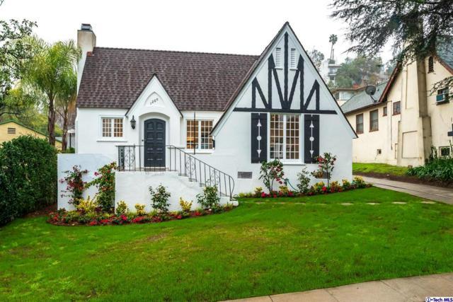 1260 Oakridge Drive, Glendale, CA 91205 (#319000110) :: TruLine Realty