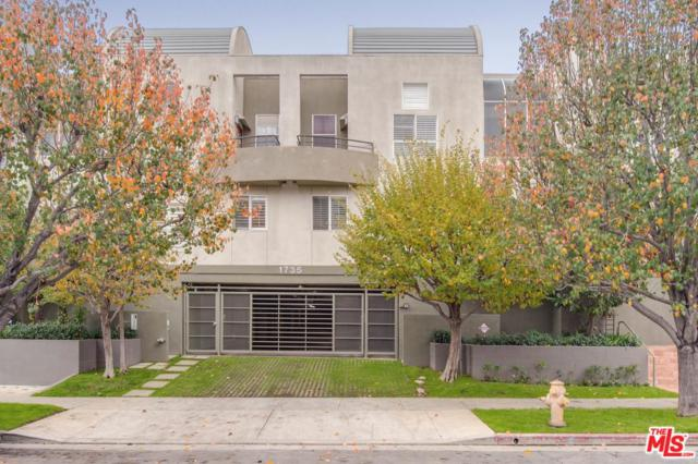 1735 Malcolm Avenue H, Los Angeles (City), CA 90024 (#19421900) :: The Fineman Suarez Team